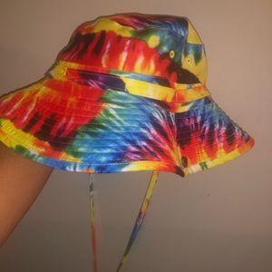 Tye-Dye Bucket Hat